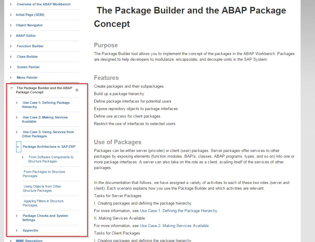 Generic package-what is included in it