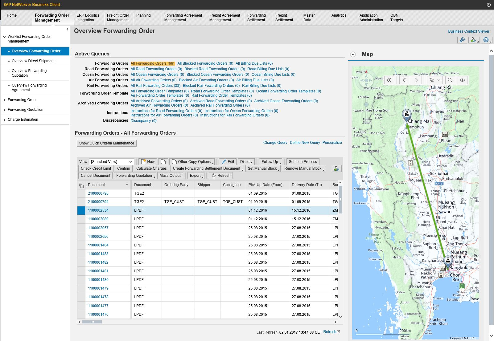 Monday Knowledge Snippet (MKS) – 68 TM 9.4 Geo-Map ... on java map, purple map, qualcomm map, great plains map, california republic map, project management map, sql map,