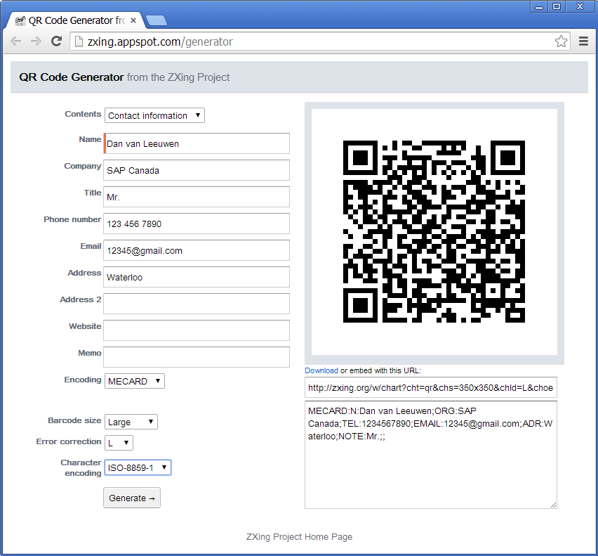 Getting Started with Kapsel – Part 9 — Barcode Scanner(SP13