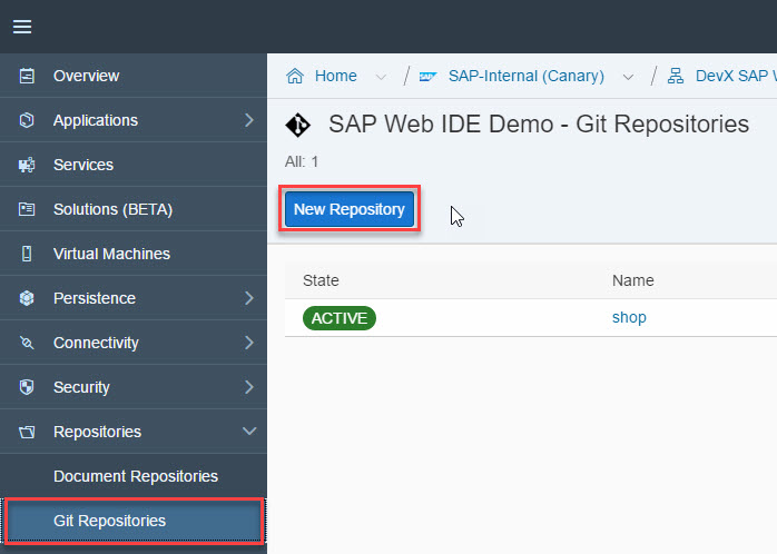 Using Git in SAP Web IDE (with Multiple Developers) | SAP Blogs