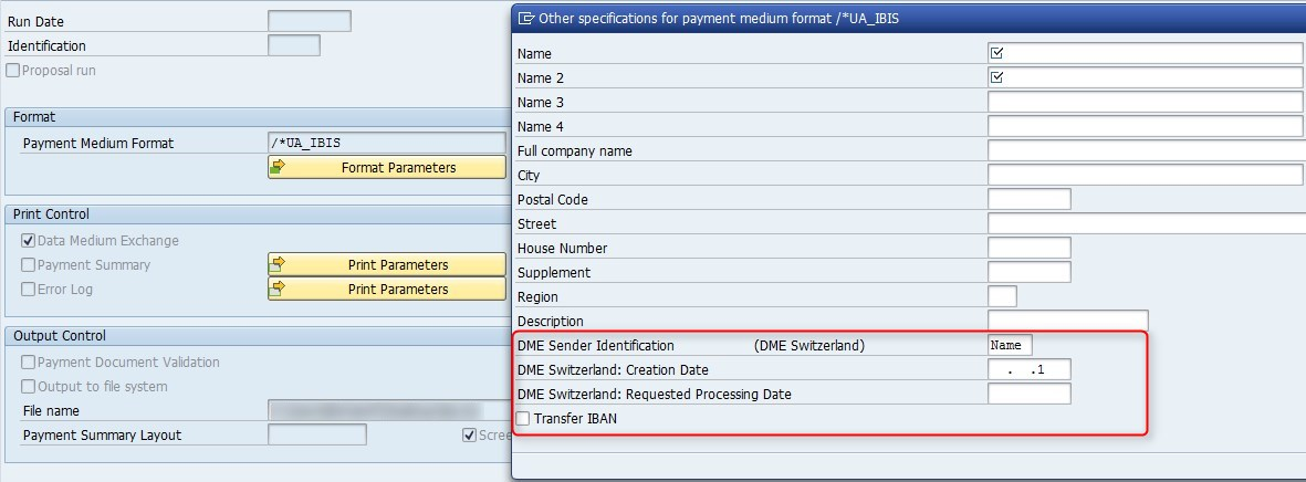 All About Bank Transfer using DME in SAP SAP HR t