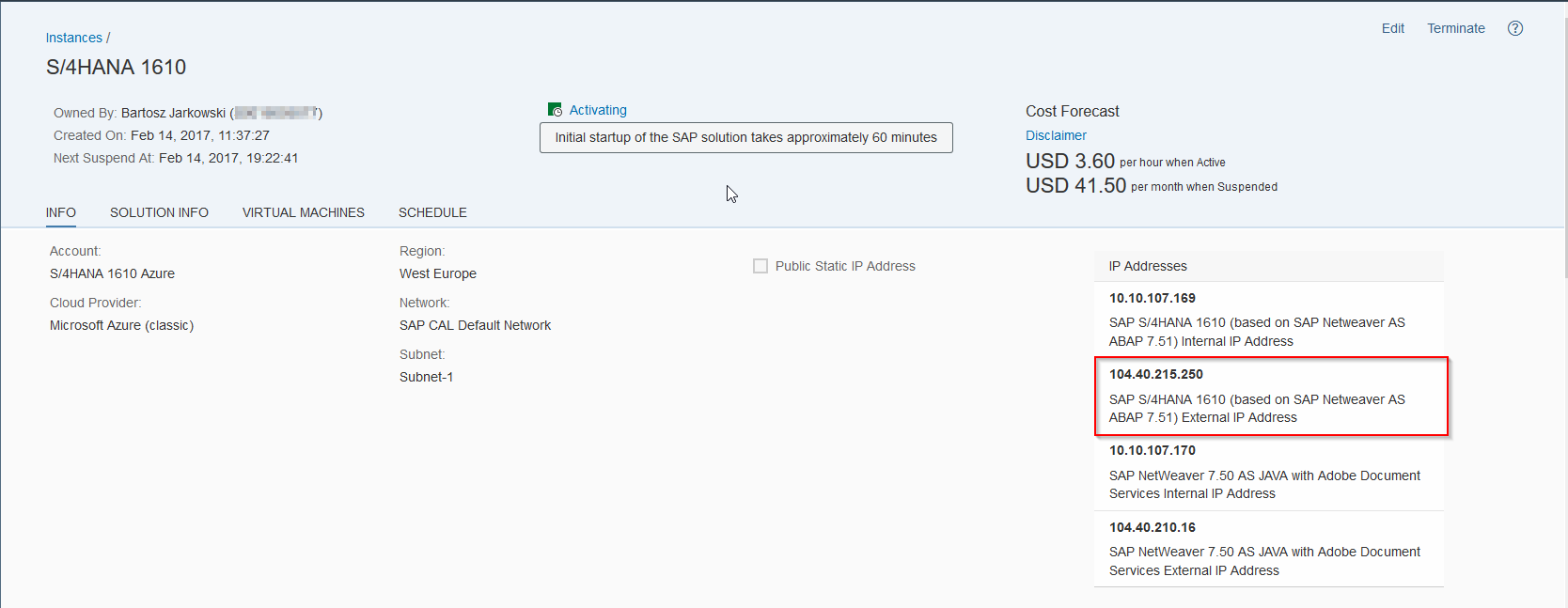 Your S/4HANA environment – Part 6 – Fully Activated