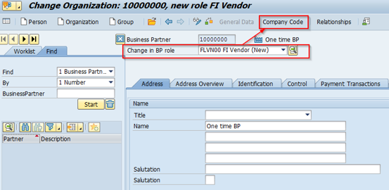 S/4HANA Business Partner – Customer-Vendor Integration | SAP
