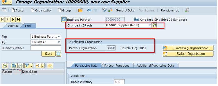Business Partner Customer Vendor Integration S 4 Hana
