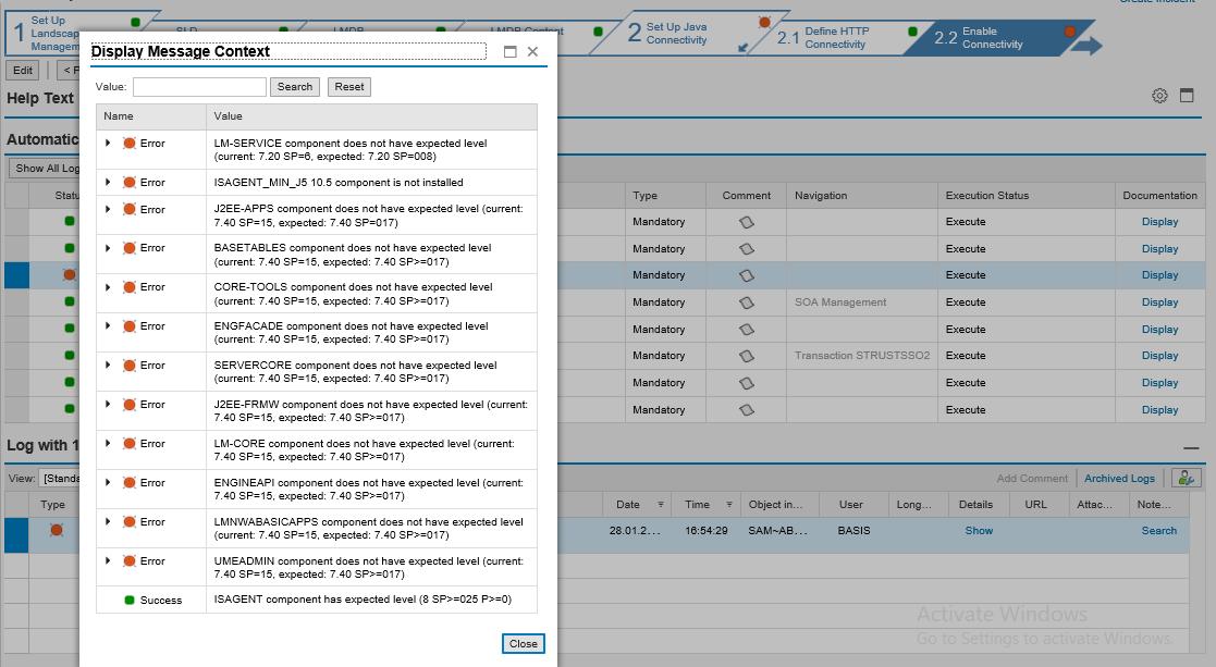 Part 11 : SAP Solution Manager 7 2 SR1 (+ SPS03) : Basic System