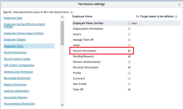 How to enable Pay Statement Mashup from SAP Payroll to