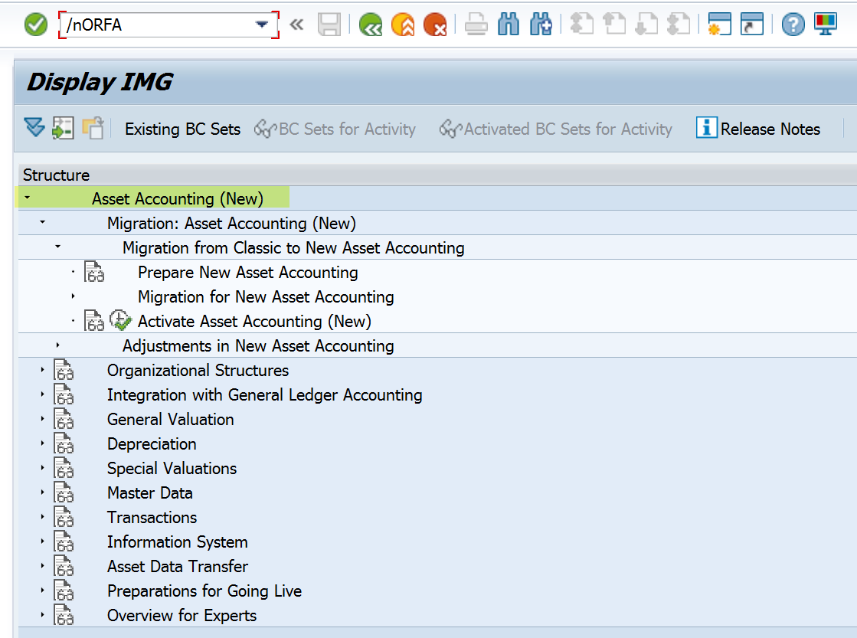s4hana finance  new asset accounting  u2013 simplified