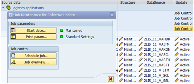 LO extractors activation and extraction in S/4 HANA - SAP Blogs