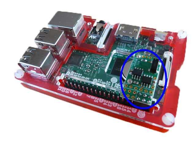 Analyse your Raspberry Pi I2C sensor data with the HANA