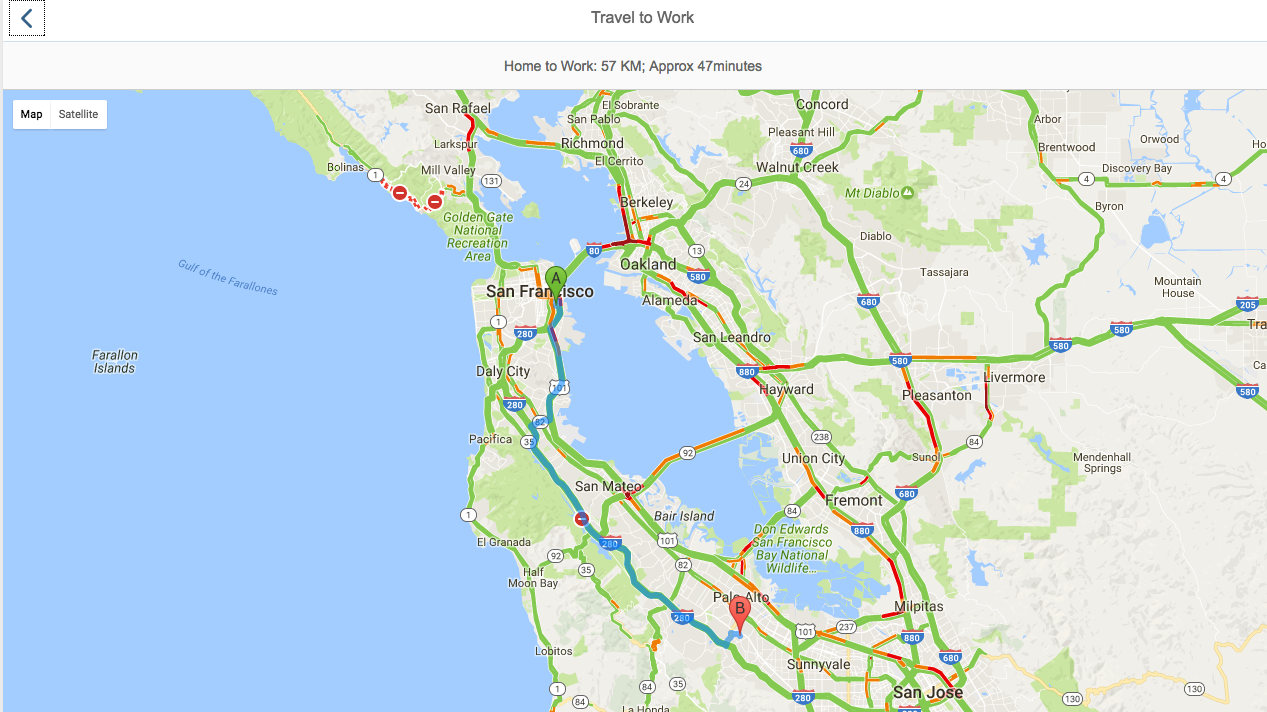 Mapping your way with UI5 - SAP Blogs
