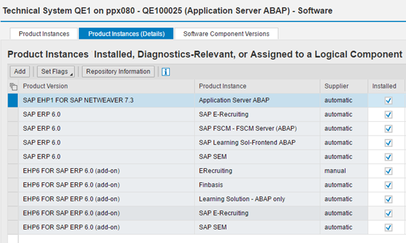 sap solution manager special cases in installation and upgrade rh blogs sap com ABAP Basics ABAP Certification