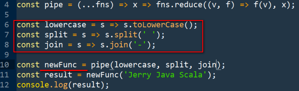 Functional Programming – Try Reduce in JavaScript and in