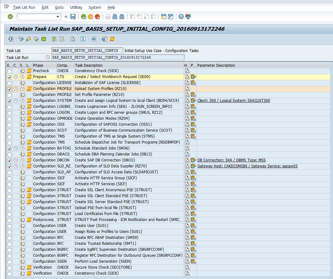 Part 10 : SAP Solution Manager 7.2 SR1 (+ SPS03) : Basic