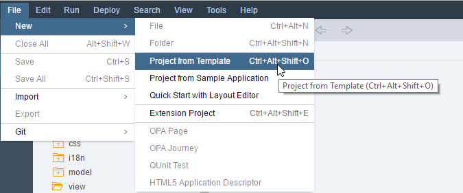 A SAP UI5 application using Element binding in Web-IDE | SAP Blogs