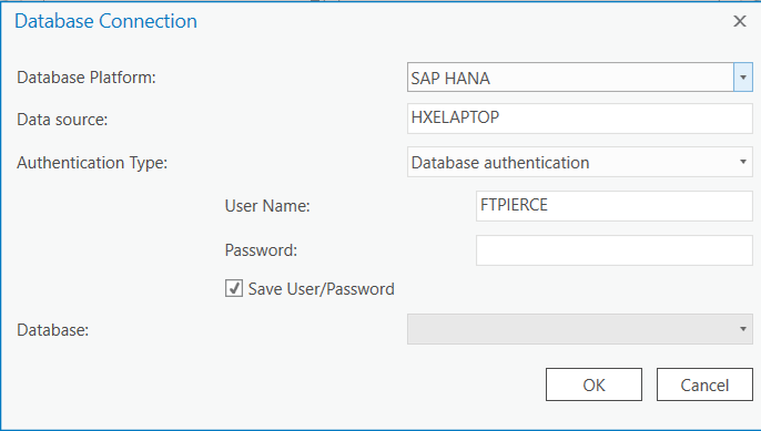 Connecting From ArcGIS Desktop and Pro to SAP HANA | SAP Blogs