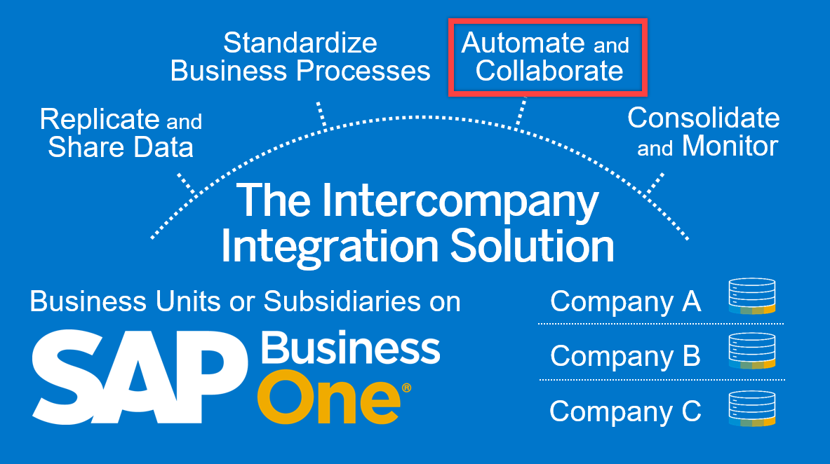 Intercompany Integration Solution For Sap Business One Allocation