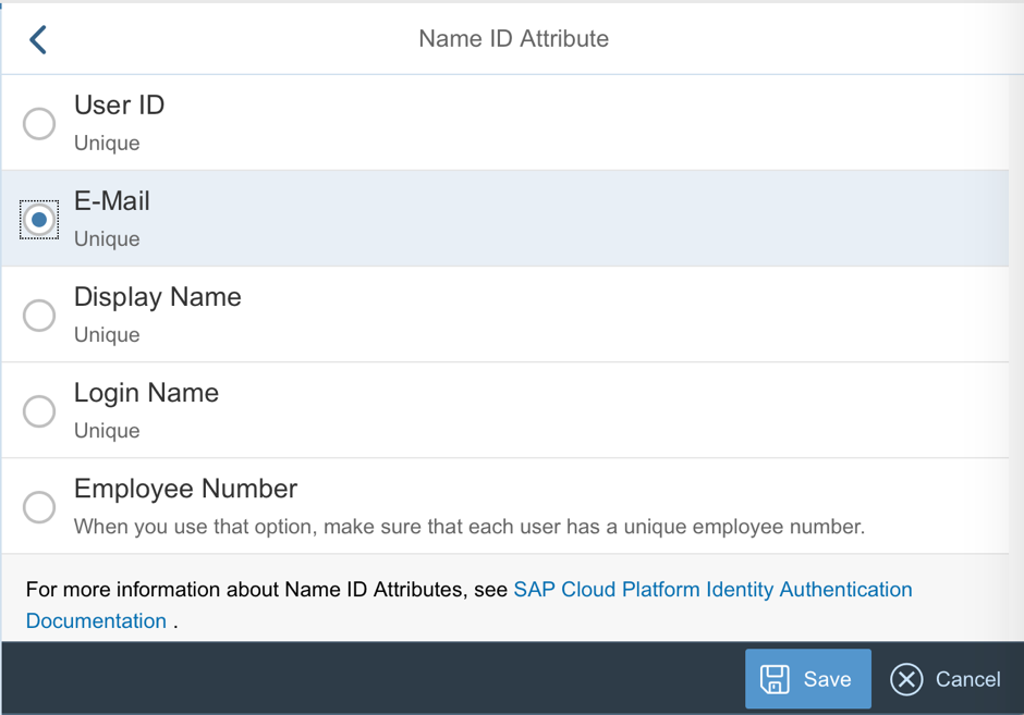 Identity and Access Management across SAP and Google | SAP Blogs