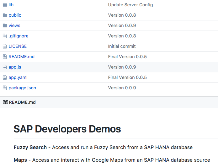 Google App Engine meets SAP HANA express edition | SAP Blogs