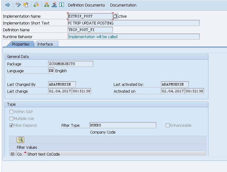 SAP Travel Management Postings to FI - SAP Blogs