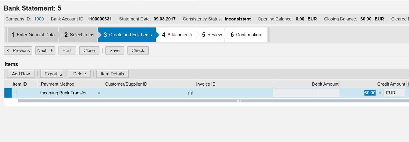 Automatic Allocation Of Multiple Invoice Proposals SAP Blogs - Open invoice statement