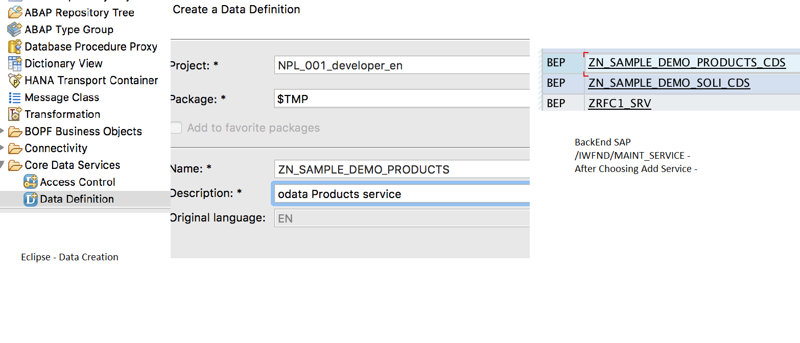 SAP Gateway IOS 10 SWIFT 3 Application – End to End Development