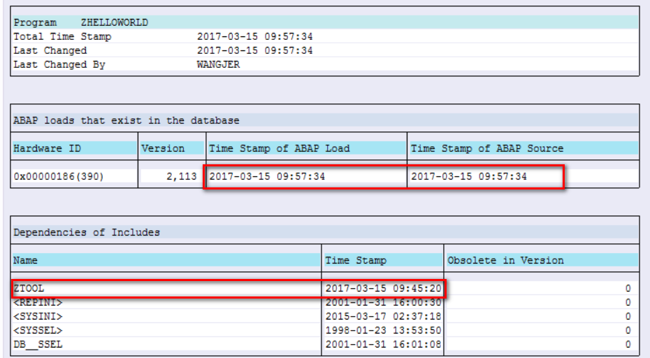 Java byte code and ABAP Load | SAP Blogs