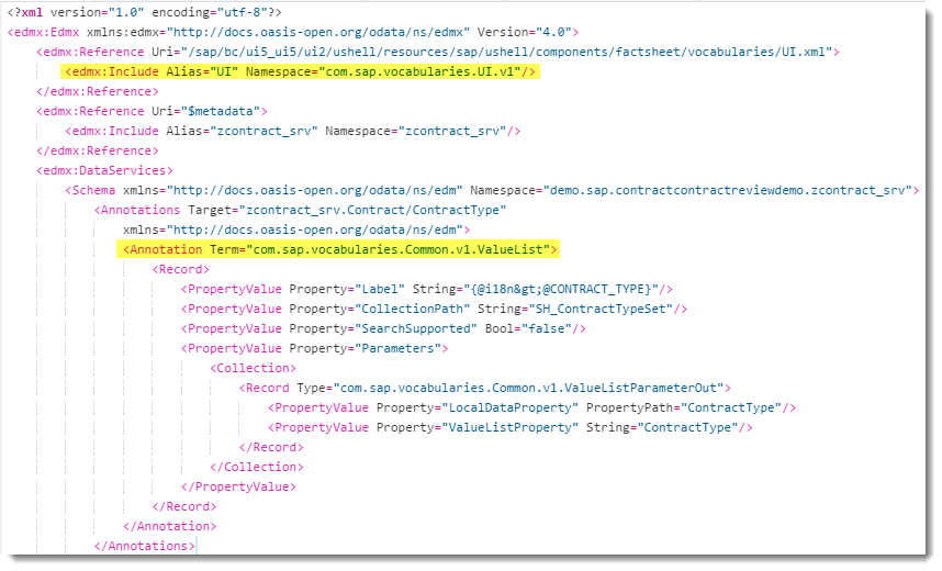 Annotating and Extending Fiori Element Applications | SAP Blogs