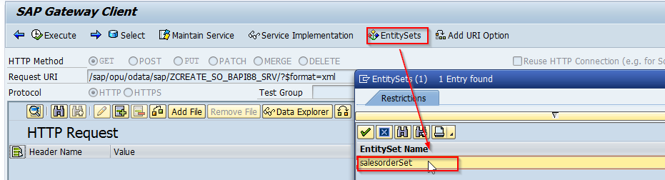 Step-by-step Creation of sales order using BAPI in ODATA services