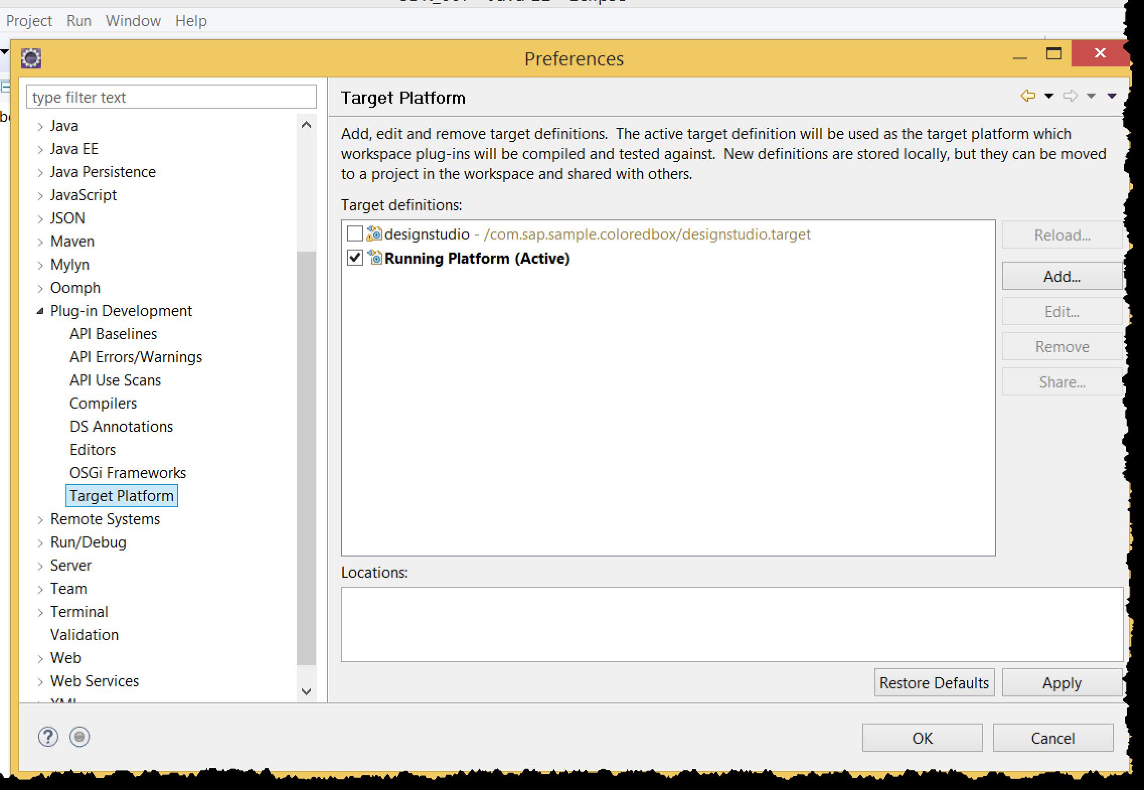 Design Studio 1 6 – Execute the sample project | SAP Blogs