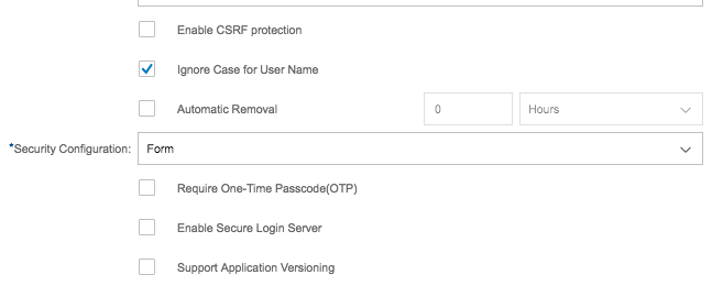 Touch ID Integration with SAML Authentication | SAP Blogs