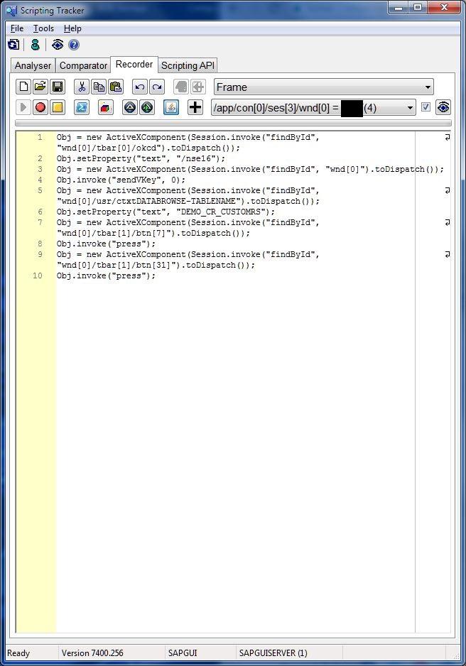 How To Combine SAP GUI Scripting And Selenium WebDriver