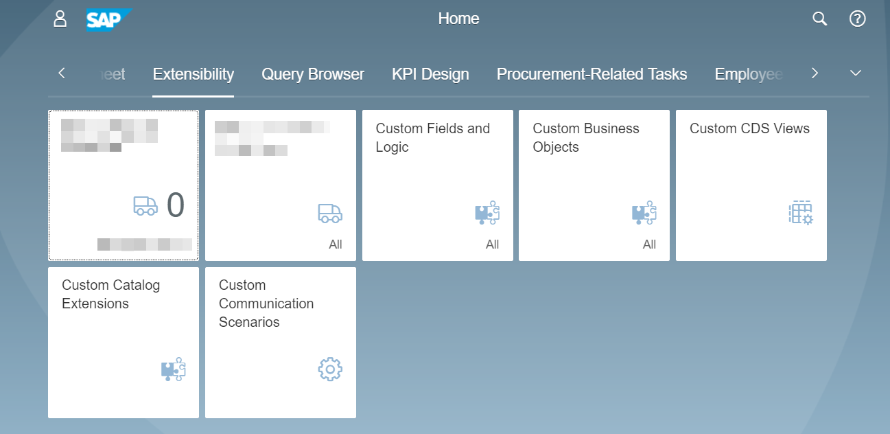 Introduction to S/4HANA Cloud Key-User Extensibility