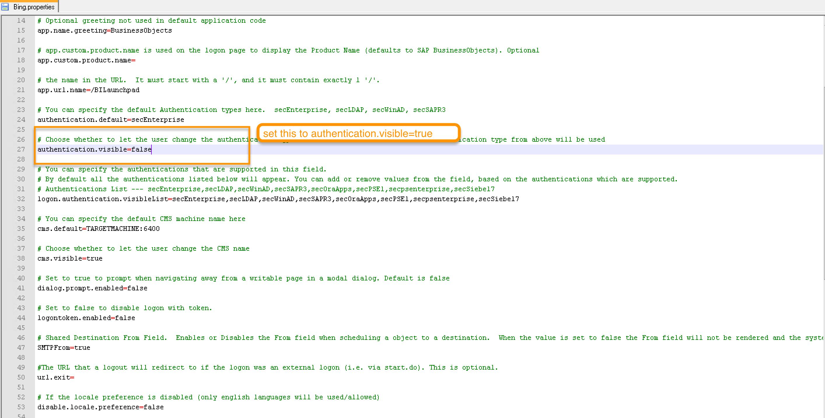 Fiorified Bi Launchpad In Boe 42 Sap Blogs