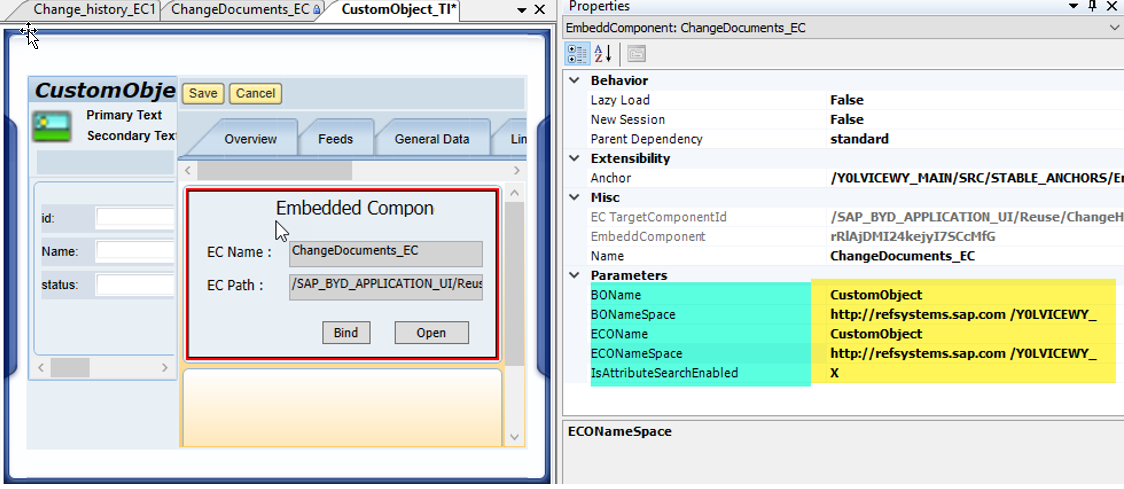 Change History for Custom Objects | SAP Blogs