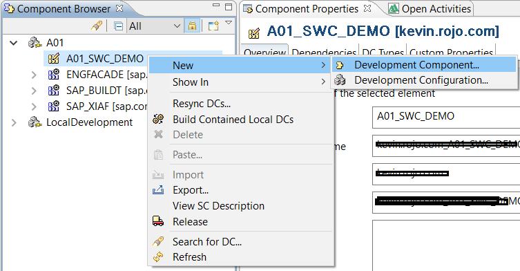 Adapter Module development in NWDI | SAP Blogs