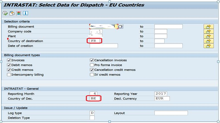Plant abroad in SAP within European Union and outside EU | SAP Blogs