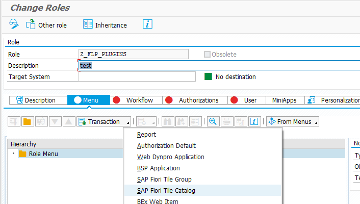 Allow users to switch language in the Fiori Launchpad using UI