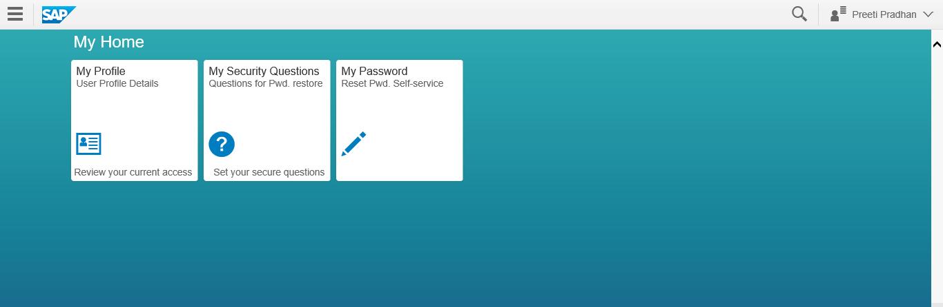 Fiori Launchpad in SAP ABAP backend -