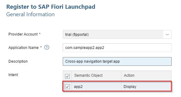 Cross-app Navigation in SAP Fiori launchpad   SAP Blogs
