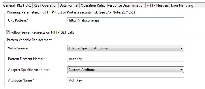 API Token via Http Lookup in Adapter Module | SAP Blogs