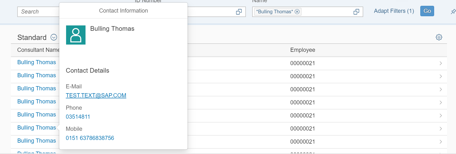 adding contact card quick view to a table sap blogs