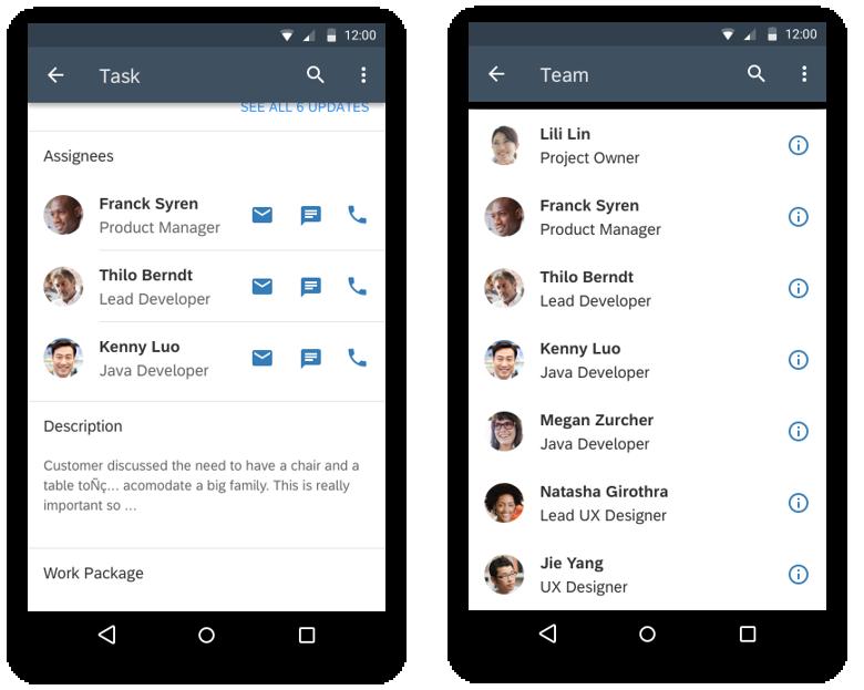 SAP Cloud Platform Mobile Services Development Options | SAP Blogs