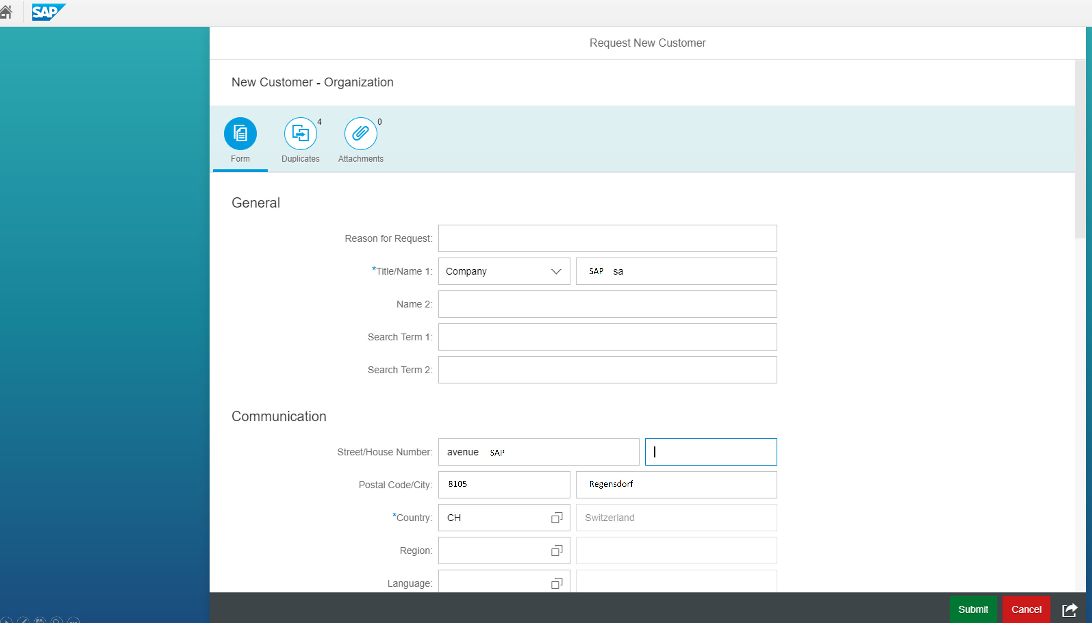 HowTo – Configure MDG / Master Data Governance Business