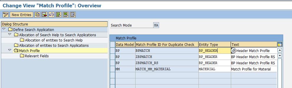 HowTo – Configure MDG / Master Data Governance Business Partner HANA