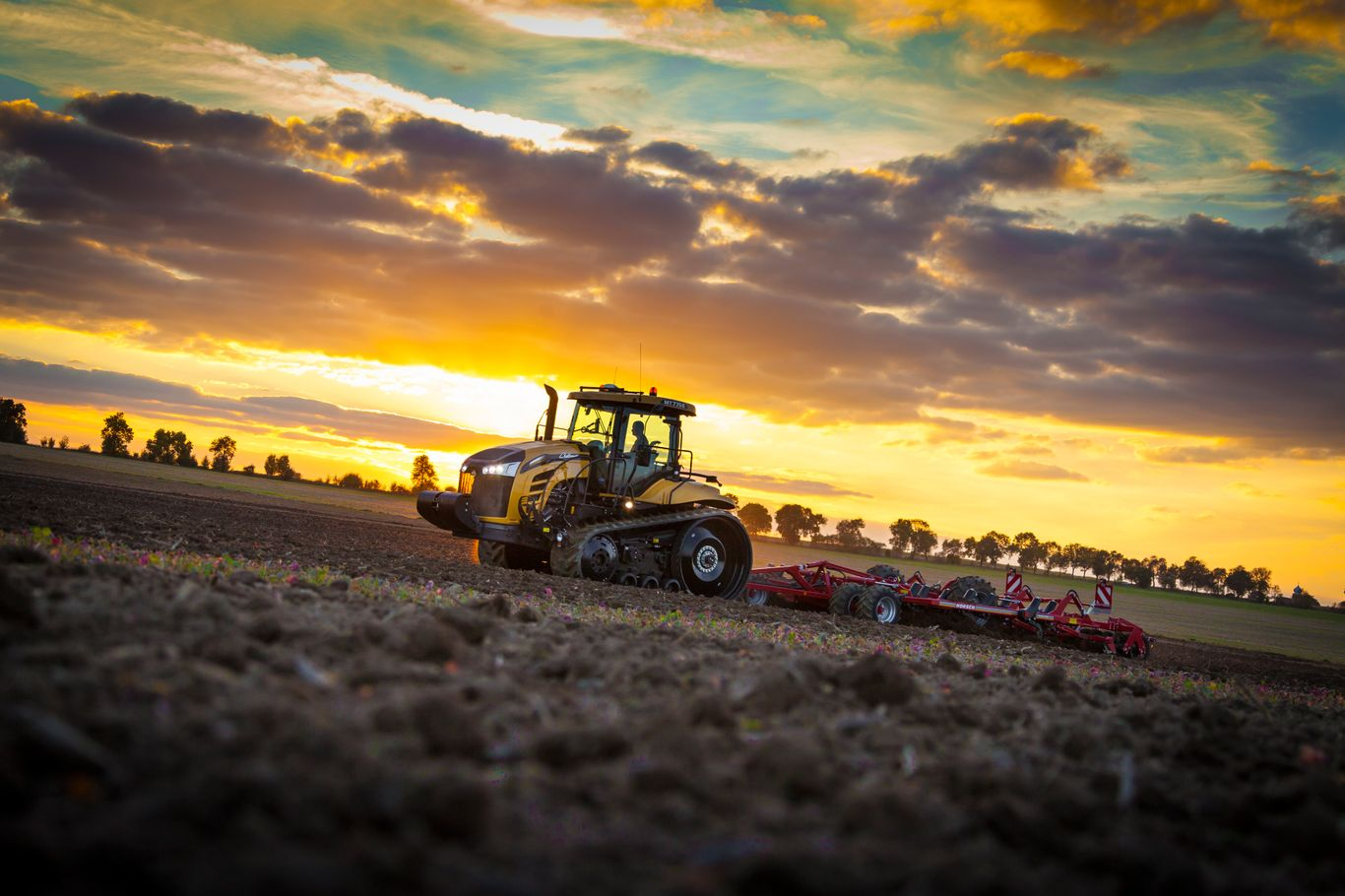 AGCO Supports Farmers with Global Thinking and Local Action | SAP Blogs