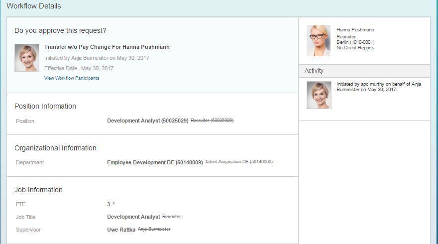 Salient Features of Workflow in SuccessFactors | SAP Blogs