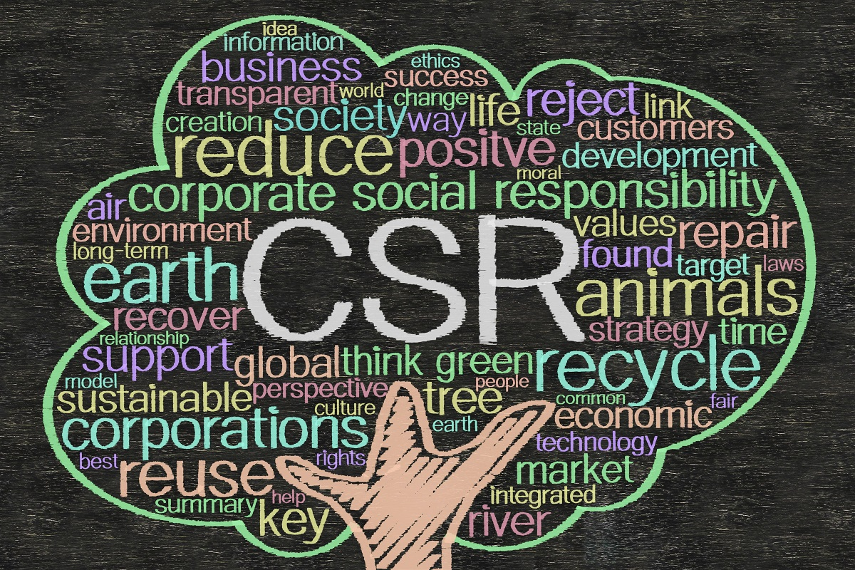 the creation of awareness for corporate social responsibility in society Corporate social responsibility (csr) is a broad term used to describe a company's efforts to improve society in some way these efforts can range from donating money to nonprofits to implementing environmentally-friendly policies in the workplace.