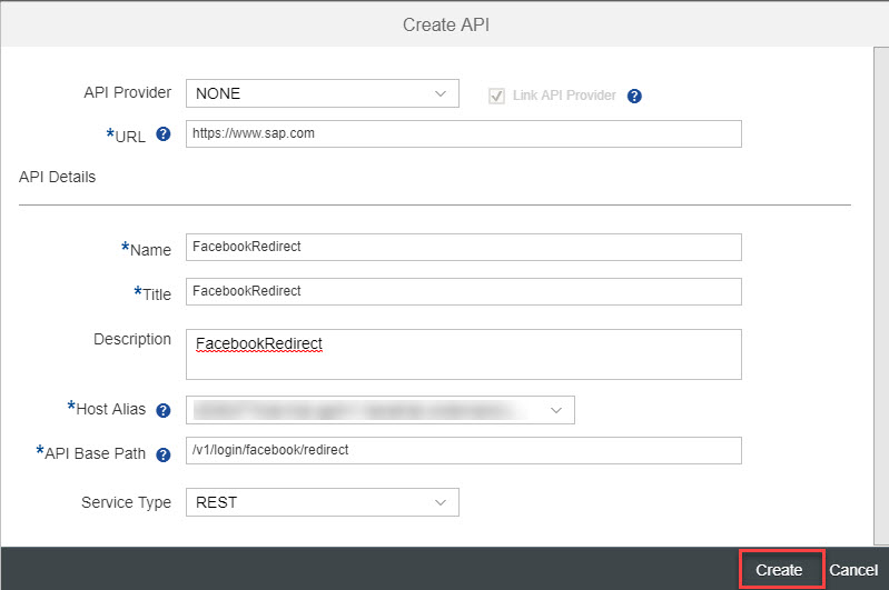 Implement Facebook login on SAP API Management (Part 3