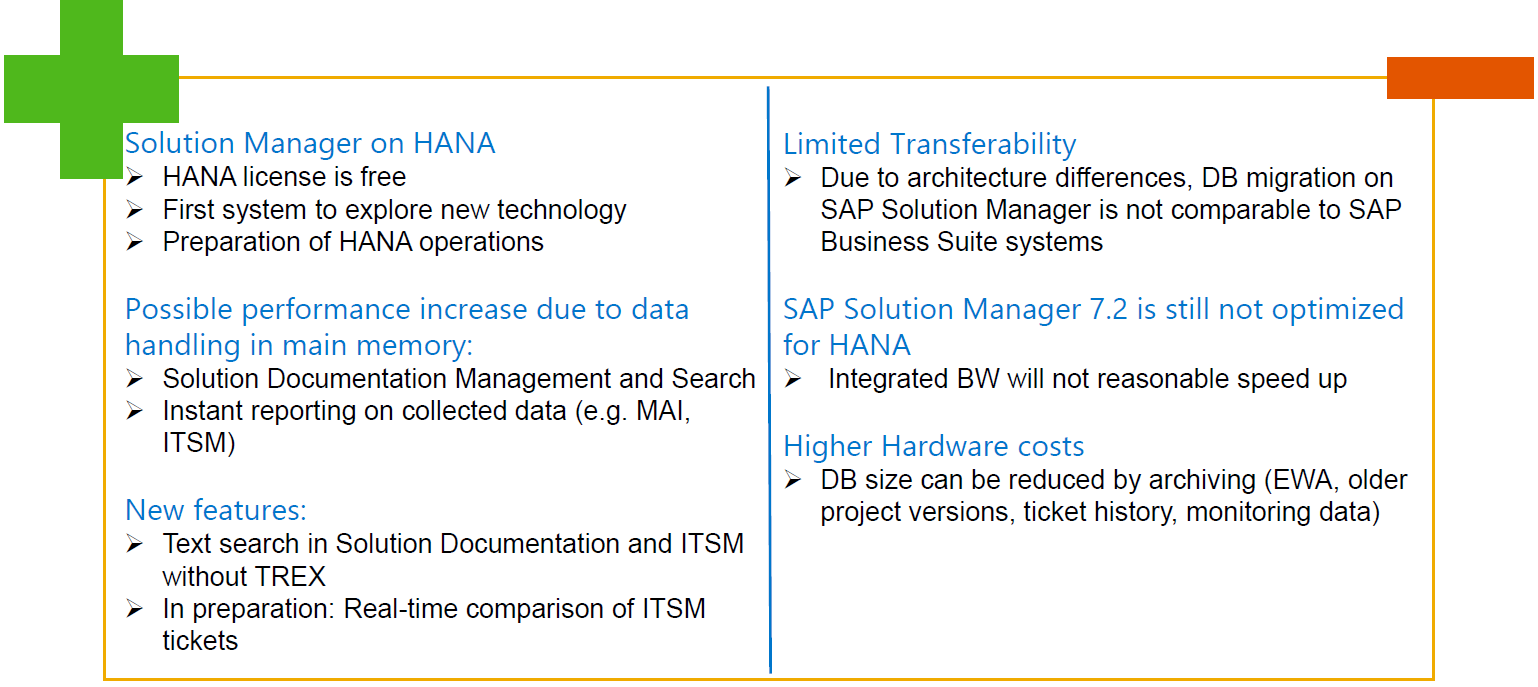 SAP SolMan 7 2 Insights… Upgrade Tips, Tricks and Beyond