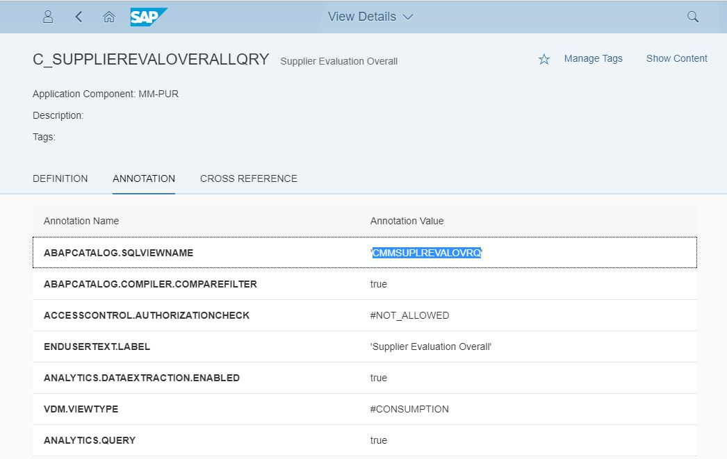 Making use of an Active/Active (read enabled) SAP HANA